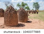 Wassu Stone Circle Monument In...