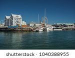 cape town  south africa   02 15 ... | Shutterstock . vector #1040388955