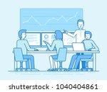 vector illustration in flat... | Shutterstock .eps vector #1040404861