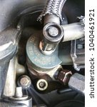 Small photo of Diesel fuel injector with code / Injector Code for Automotive Computers ECU