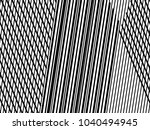 modern pattern with lines...   Shutterstock .eps vector #1040494945