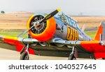 Harvard Fighter Aircraft...