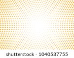 abstract spring vector... | Shutterstock .eps vector #1040537755