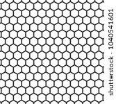 honeycomb pattern back   Shutterstock .eps vector #1040541601