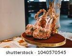 milan  italy   february 24 ... | Shutterstock . vector #1040570545