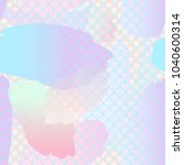 seamless pattern of pastel... | Shutterstock .eps vector #1040600314