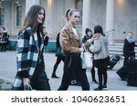 milan  italy   february 21 ... | Shutterstock . vector #1040623651