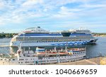 stockholm sweden   24.07.2016 ... | Shutterstock . vector #1040669659