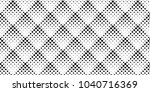 vector dotted background. | Shutterstock .eps vector #1040716369