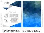 light blue vector  pattern for... | Shutterstock .eps vector #1040731219