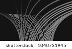 abstract background with simple ... | Shutterstock . vector #1040731945