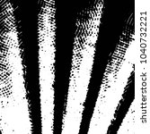 black and white grunge stripe... | Shutterstock .eps vector #1040732221