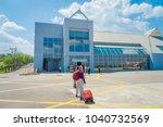 krabi  thailand   february 02 ... | Shutterstock . vector #1040732569