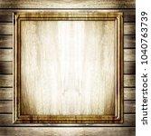 wooden texture background | Shutterstock . vector #1040763739
