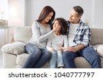 our treasure. attractive alert... | Shutterstock . vector #1040777797