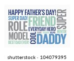 a tagcloud with different words ... | Shutterstock .eps vector #104079395