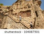 Geghard Monastery In Armenia ...