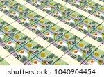 Mauritanian Ouguiya Bills...