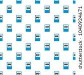 bus stop pattern seamless in... | Shutterstock . vector #1040924671