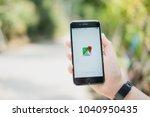 chiang mai  thailand   mar 01 ...   Shutterstock . vector #1040950435