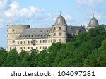 wewelsburg castle near paderborn | Shutterstock . vector #104097281