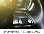cruise control and speed... | Shutterstock . vector #1040976967