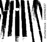 black and white grunge stripe... | Shutterstock .eps vector #1040986537