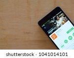 bekasi  west java  indonesia.... | Shutterstock . vector #1041014101