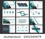 blue bundle presentation...   Shutterstock .eps vector #1041044479