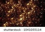 interesting shiny abstract... | Shutterstock . vector #1041055114