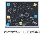 business signs  and color...   Shutterstock .eps vector #1041060031