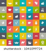 vector zoo and farm animals...