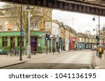 london  march  2018  view of... | Shutterstock . vector #1041136195
