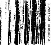 grunge halftone black and white ... | Shutterstock .eps vector #1041138244