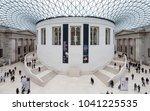london  uk   14 november 2017 ... | Shutterstock . vector #1041225535