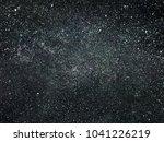 starry night sky | Shutterstock . vector #1041226219