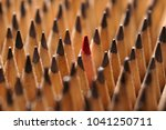 close up of bunch of identical... | Shutterstock . vector #1041250711