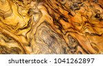 abstraction  texture of natural ... | Shutterstock . vector #1041262897
