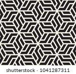vector seamless pattern. modern ... | Shutterstock .eps vector #1041287311
