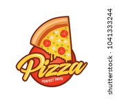 pizza cafe logo  pizza icon ...
