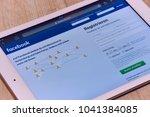 mainz  germany   december 19 ... | Shutterstock . vector #1041384085
