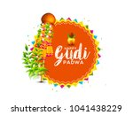 creative banner or poster of...   Shutterstock .eps vector #1041438229