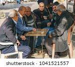 Lebanese Old Men Playing...