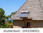 galu   kinondo beach  kenya  ... | Shutterstock . vector #1041538321
