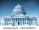 Stock photo washington dc us capitol building 1041554071