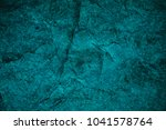 Abstract Turquoise Stone...