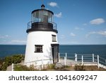 Owls Head Lighthouse Sits Atop...