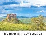 chapada das mesas in maranhao... | Shutterstock . vector #1041652735
