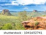 chapada das mesas in maranhao... | Shutterstock . vector #1041652741