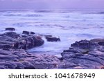 Sunset Ocean Seascape Landscap...